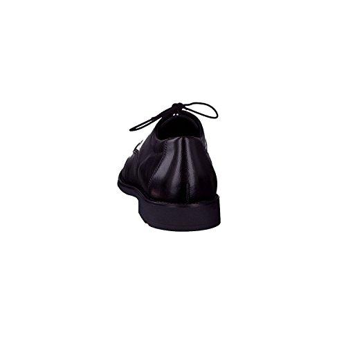 Lloyd25-653-00 - Chaussures À Lacets Noires Pour Hommes