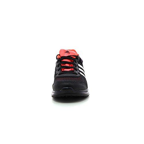 Adidas Response Junior Laufschuhe - SS15 schwarz/neonrot