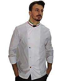 Amazon.it  Ultimi tre mesi - Giacche da chef   Ristorazione ... 170ebdfe41a2