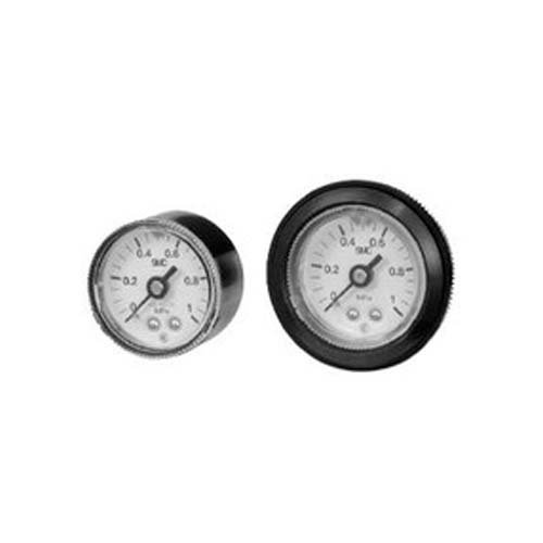 SMC G46E-10-02M-C Pressure Gauge Oil-free External for sale  Delivered anywhere in UK