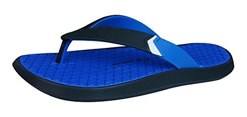 Rider R1 Plus Tongs / Sandales pour hommes - Bleu Noir Black/Blue