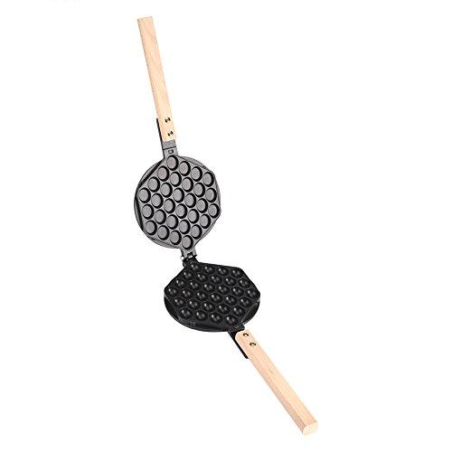 Molde de la hornada de la galleta del huevo, herramienta antiadherente de la cacerola del fabricante de la galleta de la placa del molde de la hornada de la burbuja del huevo para el uso comercial cas