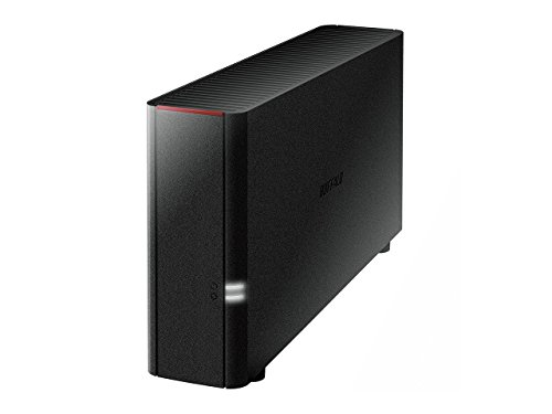 Buffalo Linkstation 210 NAS, 2TB, Nero/Antracite