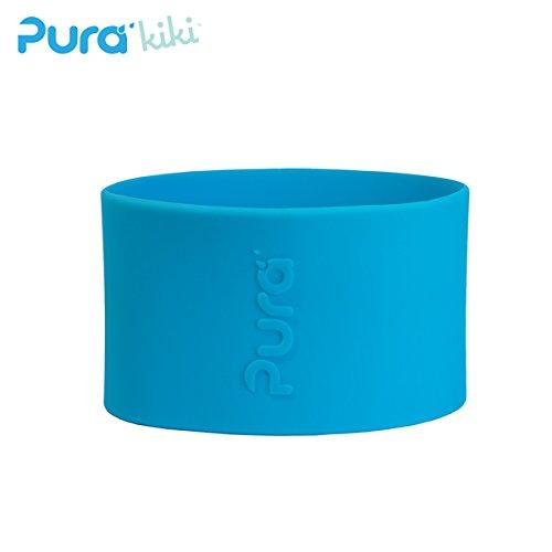 Pura Kiki - Silikonüberzug (Sleeve) - 150ml Pura Farbe Blau