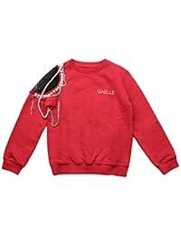5034d30eb284dd Gaelle Paris Felpa Bambino Kids Girl Mod. GGFE102 F126