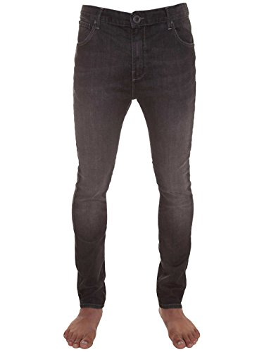 Pantalon jean Volcom Billy Jeans vintage noir