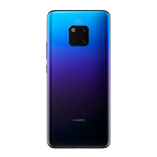 Huawei Mate 20 Pro (Twilight Blue, 6GB RAM, 128GB Storage)