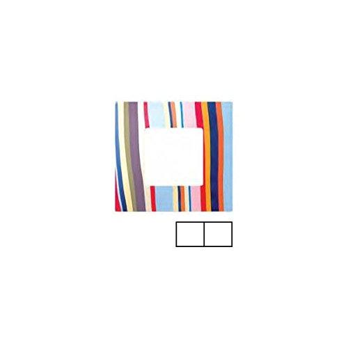 SIMON 2700627–801–Custodia 2moduli Listino Multicolore