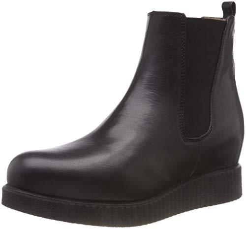 Unisa Damen CEBIL_F18_STY Chelsea Boots, Schwarz (Black), 37 EU
