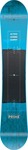 Nitro Snowboards Herren Prime Toxic BRD'19 Board, Blue, 155