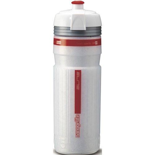 Elite Trinkflasche Elite Nanogelite, weiß, 500 ml, FA003514103