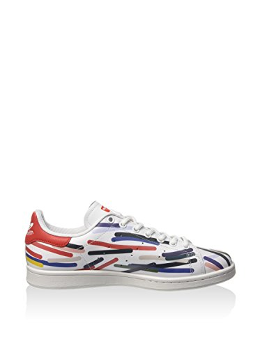 adidas Stan Smith, Low-Top Chaussures mixte adulte multicolore (B24704)