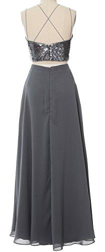 MACloth - Robe - Femme Vert