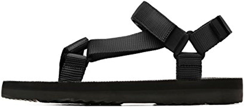 WYYY Scarpe da Uomo Sandali Stagione Estiva Doppio Uso Fondo Morbido Open Toe Velcro Sandali All'aperto Scarpe... | Ottima qualità  | Uomini/Donne Scarpa