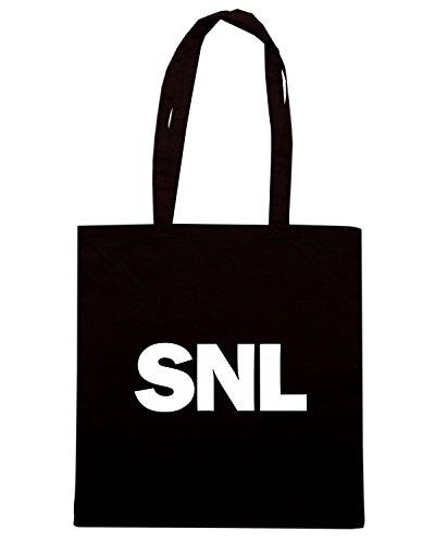 T-Shirtshock - Borsa Shopping OLDENG00634 saturday night live snl Nero