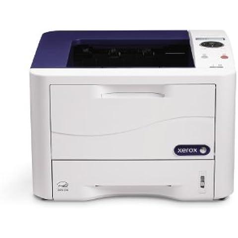 Xerox Phaser 3320/DNI - Impresora láser (PCL 5e, PCL 6, PostScript 3, Ethernet, USB 2.0, LAN inalámbrica, 1200 x 1200 DPI, A4, Laser, 20 - 80%)