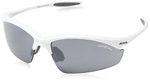 Alpina Sonnenbrille Amition TRI-EFFECT, white, A8398310