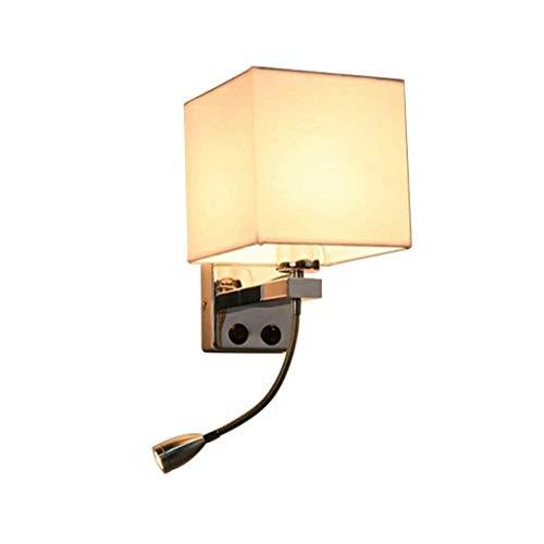 Gweat Estilo Europeo Creativo Moderno Estilo Minimalista LED Lámpara De Lectura Sala De Estar Dormitorio...