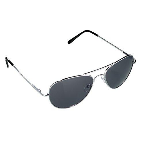 Ultrasport Sonnenbrille Aviator, verdunkelt, 33130000111