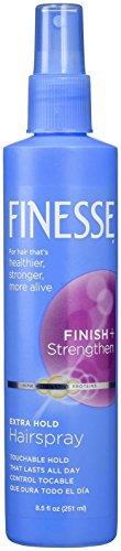 Finesse Laque capillaire non-aérosol - Tenue extra ferme - 250 ml
