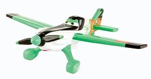 Planes - Avión básico de Juguete, ZED (Mattel X9469)