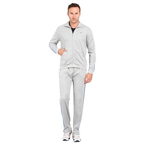 Proline Mens Grey Track Suit(trkst111gml/rb)