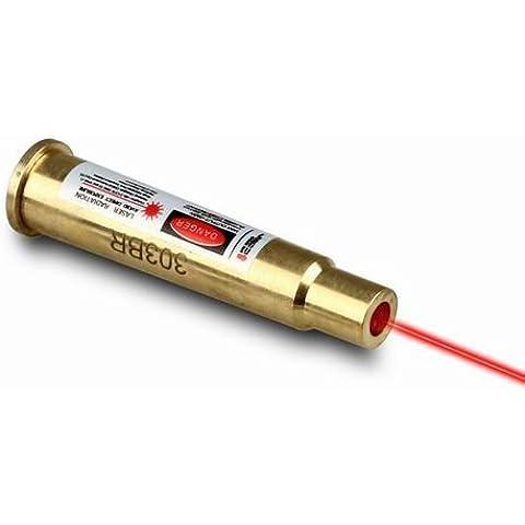 TUOFENG® .303BR Red Dot Laser avvistamento Alesaggio