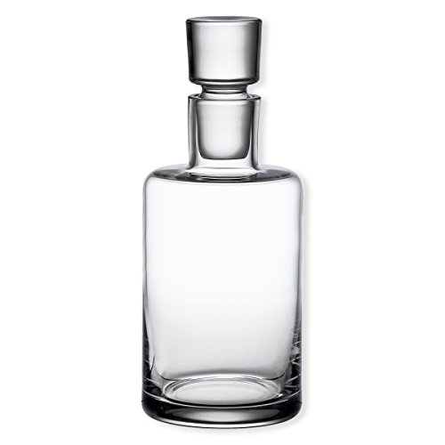 Bruno Evrard Carafe à Whisky en Verre soufflé Bouche 0,8L - Legacy