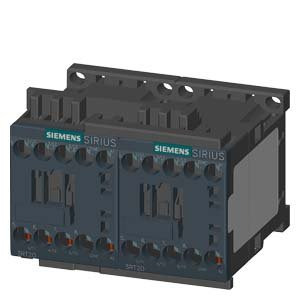 SIEMENS - INVERSOR AC3 7 5KW 400V CORRIENTE ALTERNA 110-120V S00 TORNILLO