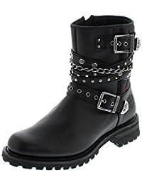 HARLEY DAVIDSON - Boot SHAY - black