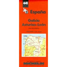 North West Spain (Michelin Maps)