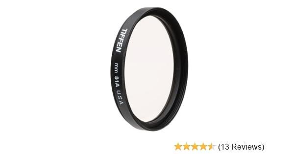 Tiffen 67mm 81A Filter