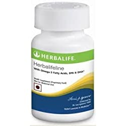 herbalifeline with omega-3 fatty acids, epa & dha