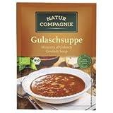 Natur Compagnie Gulaschsuppe im Beutel (1 Beutel) - Bio
