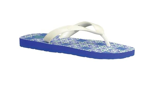 a2da8050d7b UGG Womens W Mosaic Flare II White Flip Flops 5.5: Amazon.co.uk ...