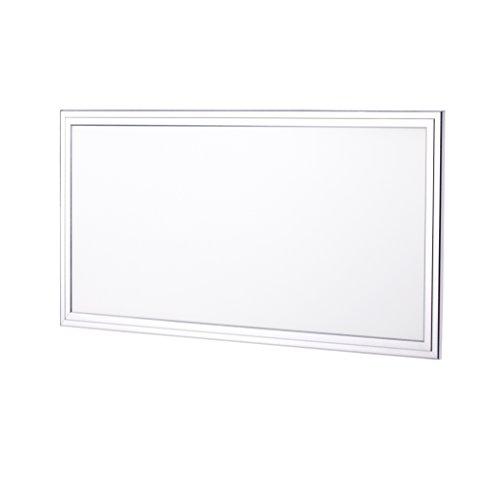 LUMIXON CCT LED Panel 60x30cm 3000 bis 6000K 21 Watt Dimmbar 3 Jahre Garantie - Flimmerfrei