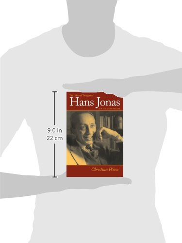 The Life and Thought of Hans Jonas: Jewish Dimensions (Tauber Institute for the Study of European Jewry Series)