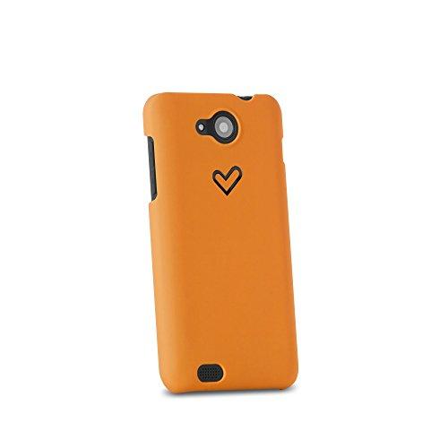 Energy Sistem - Funda para Smartphone exclusiva Phone Colors, color naranja