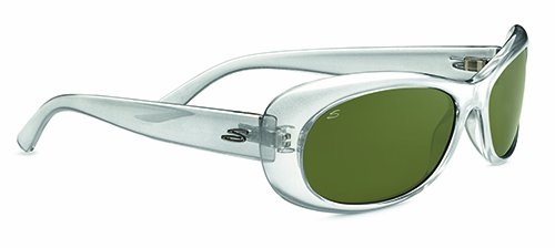 Serengeti Bella Sonnenbrille, Gläser: Polarized 555nm, Silber