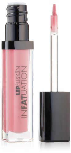 FusionBeauty LipFusion Infatuation Liquid Shine Multi-Action Lip Fattener, Pucker Up by Fusion Beauty