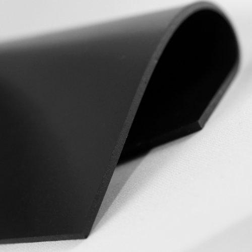 1m² Gummiplatte | Stärke: 3mm | 1,20m x 0,83m | NBR/SBR | ÖLBESTÄNDIG - 3