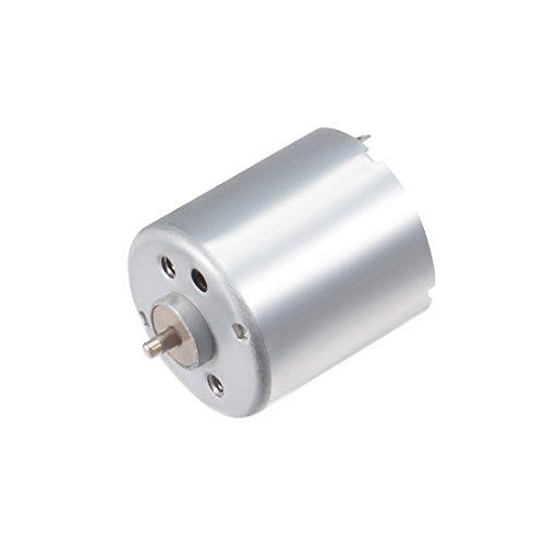sourcing map Klein Motor DC 3V 9500RPM Hochgeschwindigkeit Motor für DIY Hobby Spielzeug Auto - Amp-1-geschwindigkeiten-motor