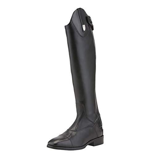 Ariat Reitstiefel Monaco Tall Stretch Zip   Farbe: Black/Black Patent   Größe: 7 (41)   Schaftform: Medium-Slim Ariat Tall Boots