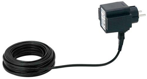 Luxform 9940 20 VA Umformer für Außengebrauch + 10 Meter SPT-1 Hauptkabel