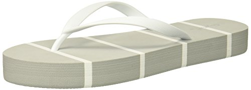 Qupid Damen Thong, Zehentrenner-Sandale, Weiß (1) 34 M EU Dreams Thong Sandal
