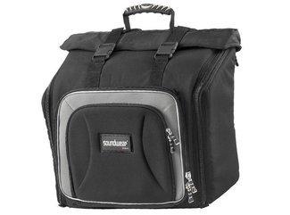 Soundwear Performer 2120 Akkordeon-Rucksack 120 Bass Gigbag , schwarz
