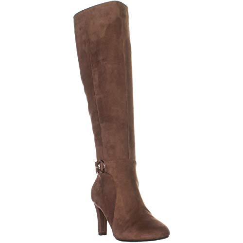 Bandolino Frauen BDLELLA Wide Geschlossener Zeh Fashion Stiefel Braun Groesse 8.5 US /39.5 EU Bandolino Heels