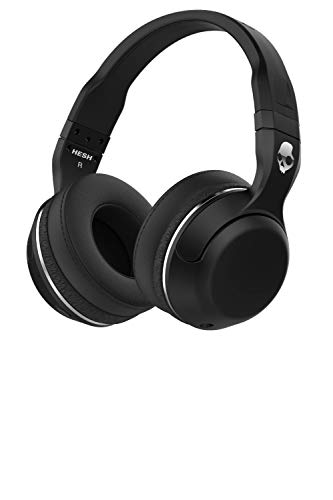 Skullcandy Hesh 2 Bluetooth Wireless Headphones with Mic (Black)