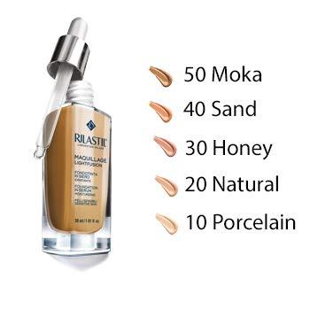 Rilastil Maquillage Teint en Sérum hydratant SPF15 - 20 natural 30 ml