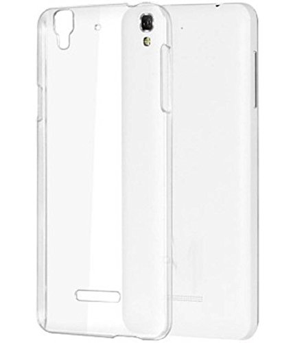 Stromax High Quality Ultra Thin Transparent Silicon Back Cover For YU Yureka Plus  available at amazon for Rs.125